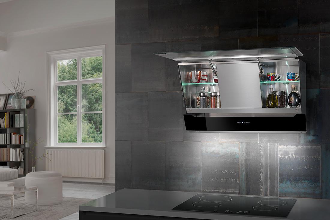 BENVENUTI IN AIRONE - Cappe da cucina di alta qualità e dal design ...